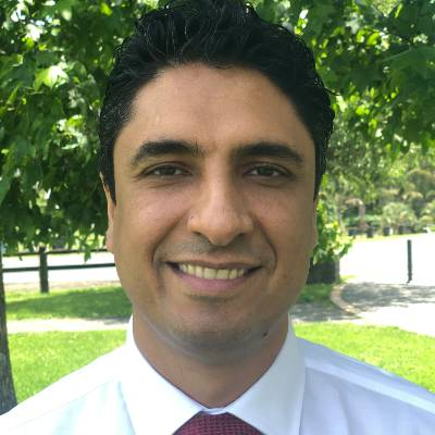 Dr Homi Zargar